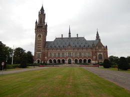 Peace Palace in the Hague , Nidale T - September 2016