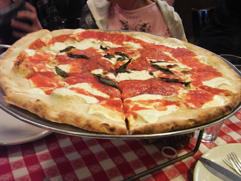 New York Pizza - Brooklyn