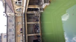 Inside the Roman Baths , Natalie N - May 2014