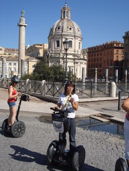 Our fantastic Segway guide!! , Trishy - September 2011