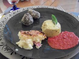 It's too pretty to eat, but we did any way. , fhorter - January 2012