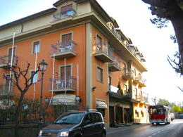 Exterior of the Hotel in Sorrento , JEFFREY P - April 2012