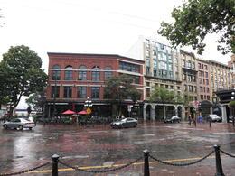 Gastown, Vancouver, Canada, Patricia P - October 2014