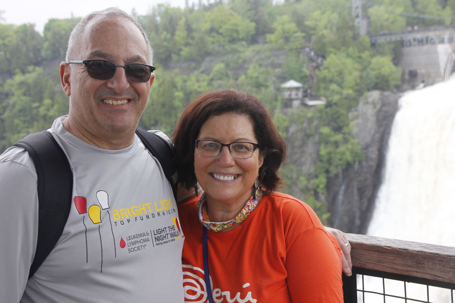 MORE PHOTOS, Montmorency Falls Bike Tour in Quebec