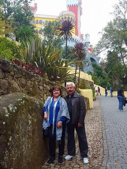 At Pena Palace in Sintra , marilely0813 - October 2016
