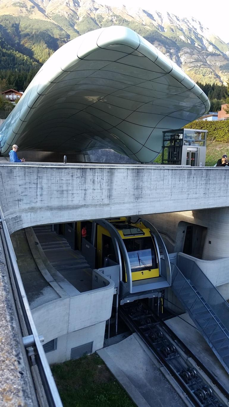 Skip the Line: Cable Car Round-Trip to the Top of Innsbruck Ticket photo 9