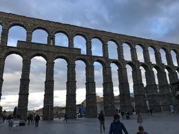 Segovia , Dette Bolton - December 2016
