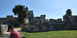 One of the many ruins in Tulum , lessien01 - December 2017