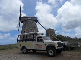 Island Safari 4x4 Discovery Tour from St John's , Gisela P - April 2011