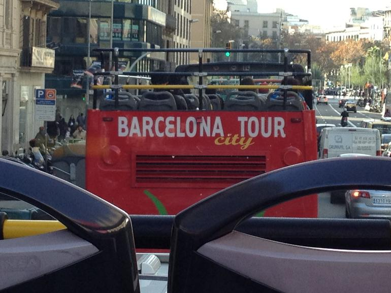 Barcelona Hop-on Hop Off Tour: East to West Route - Barcelona