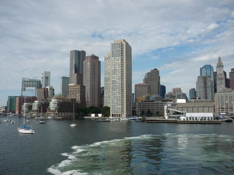 Boston Harbor - Boston