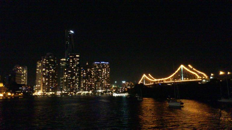 Brisbane River Dinner Cruise - Brisbane