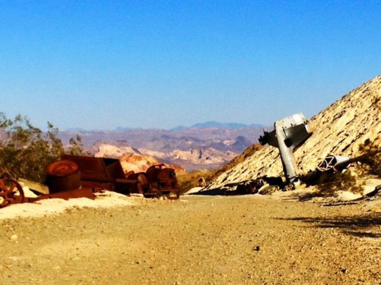 El Dorado Canyon - Las Vegas