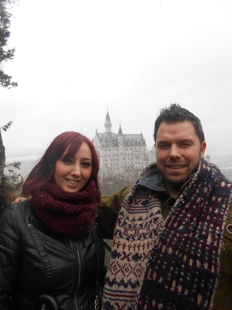 From the bridge - Munich