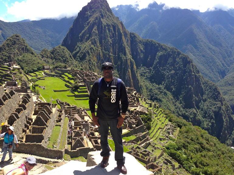 I made it! - Cusco