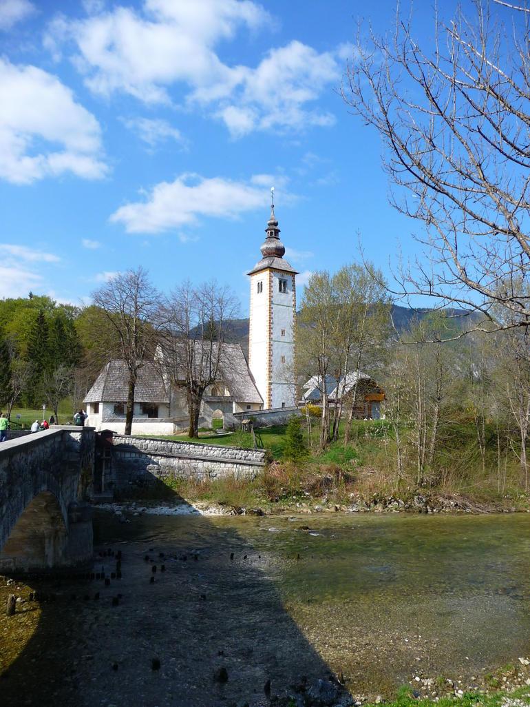 Lake Bohinj - Ljubljana