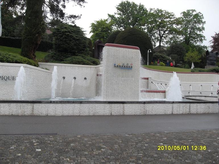 Lausanne Olimpic Museum - Geneva