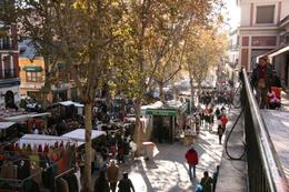 Every Sunday is market day around these beautiful streets, some of which are home to antique stores that are open through the week as well. The crowds are huge: watch out for pickpockets! , ROD C - January 2011