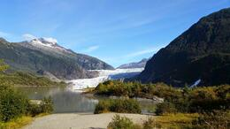 Mendenhall Glacier , Robert C - September 2014