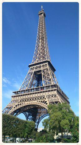 La Tour Eiffel , Laura C - September 2015