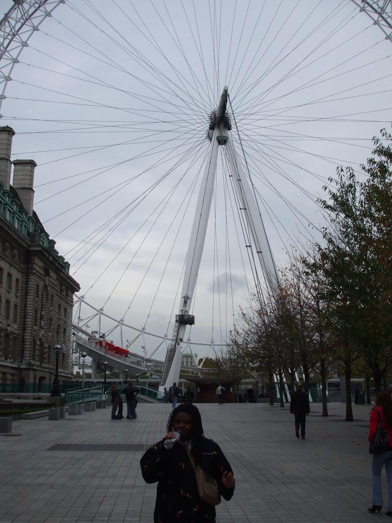 Outside the Eye - London
