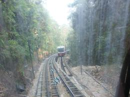 The Train on Penang Hill, Brenda O - October 2011
