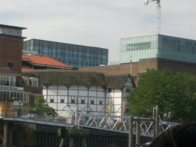 Shakespeare Globe Theatre - London