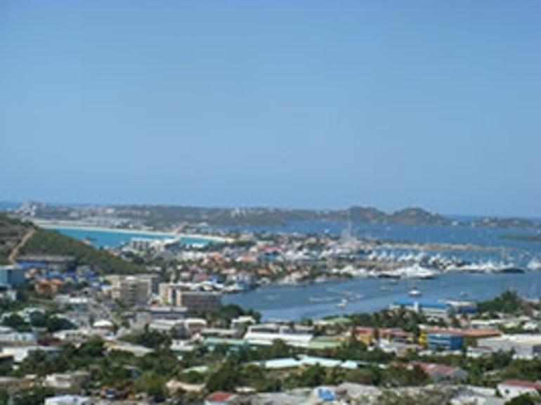 Simpson Bay Lagoon - Philipsburg