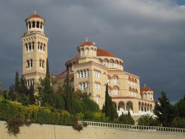 St. Nektarios Monastery - Athens
