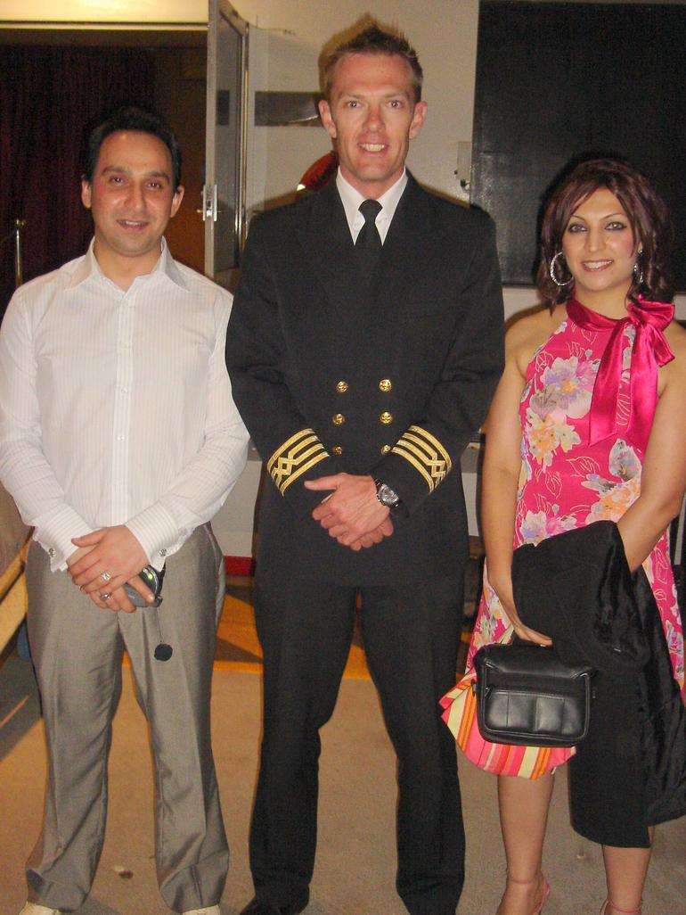 The Captain, Mira & I - Sydney