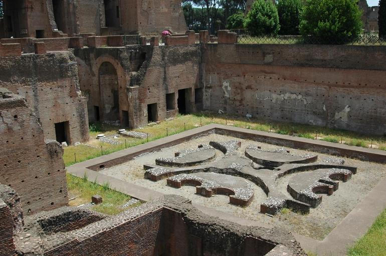 The Palatine Hill - Rome