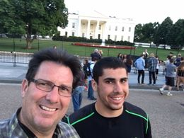Evening tour of DC with my son. , Bill P - July 2016
