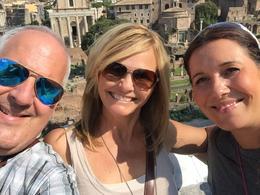 Our tour guide Christina was fantastic! , Karen Z - October 2016