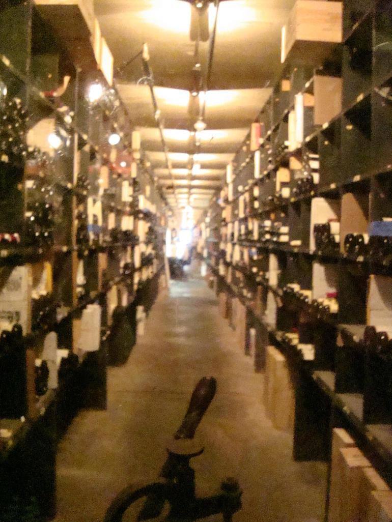 Antoine's wine cellar - New Orleans