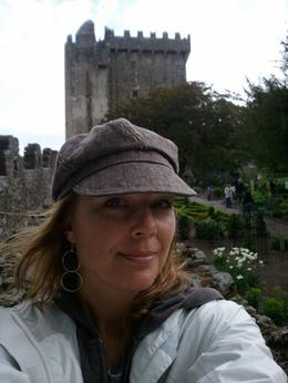 Standing at the far end of the Poison Garden, Blarney Castle , Susan G - May 2011