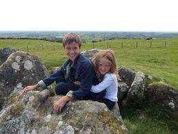 My children loved exploring the ancient Celtic sites! , Francesca S - August 2015