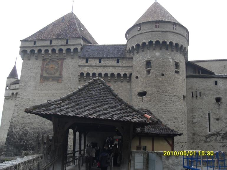 Chillon castle - Geneva