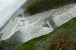 Gulfoss waterfall - amazing - July 2010