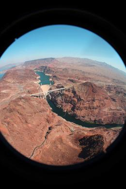 View of the Hoover Dam , Jack M - September 2012