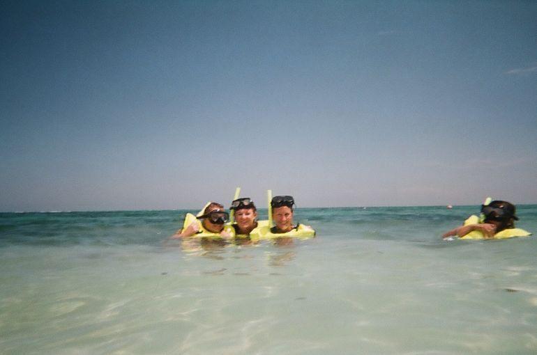 In the Sea - Cozumel