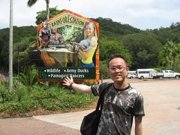 One of Zoo in Kuranda together with Rainforestation. We had the chance to hug Koala and have photos with them., Edmond Leung - January 2009