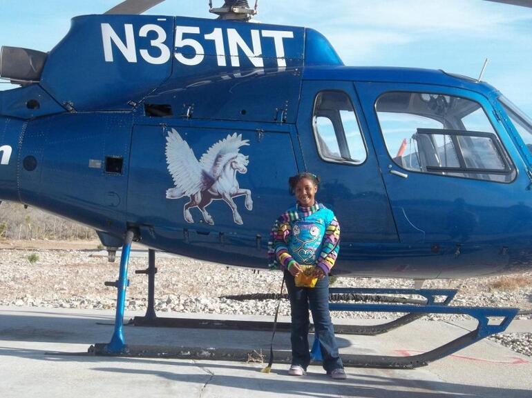 Leaving the Ranch - Las Vegas