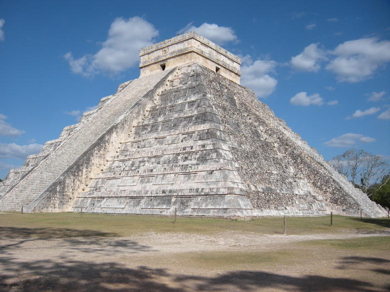 Mayan Pyramid - Cancun