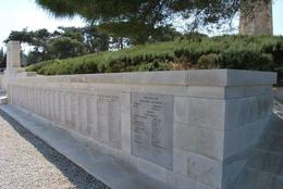 The NZ memorial at Chunuk Bair , Jeremy R - August 2011