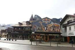 Oberammergau village , Kristina L - March 2014