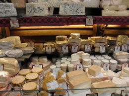 Beautiful gourmet cheese shop , Susan K - January 2012