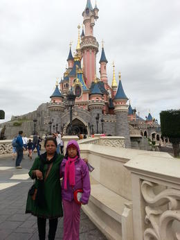 Disneyland Paris , shiboo - September 2012