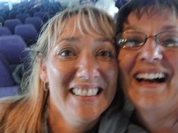 M ad M on their annual Cape trip, Judy D - August 2010