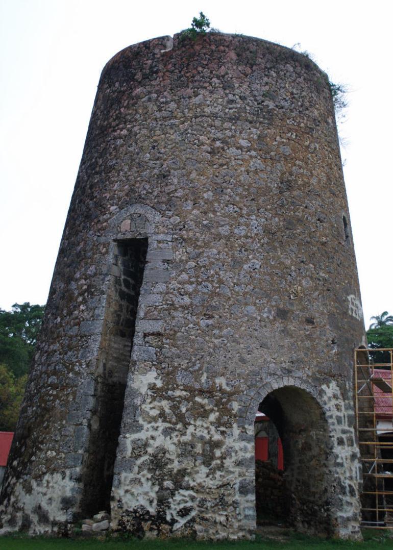 St Nicholas Abbey - Barbados