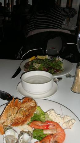 Sydney Tower Restaurant - December 2009